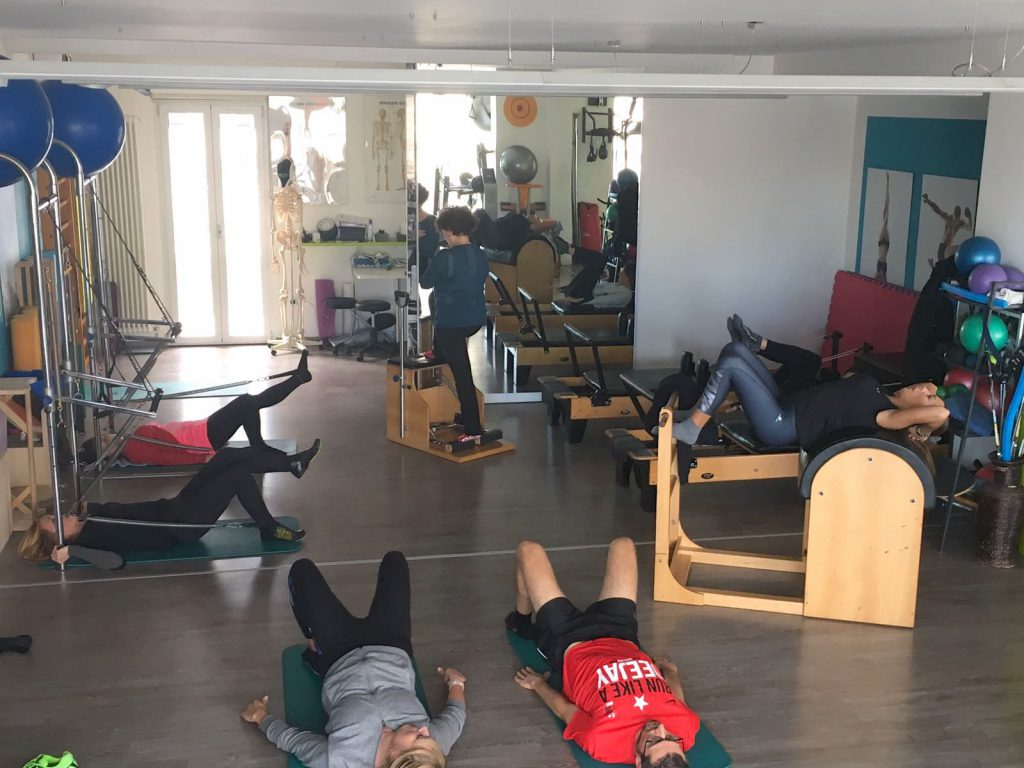 Studio Equilibrium Equilibrium Pilates Cycle Training Civitanova Marche